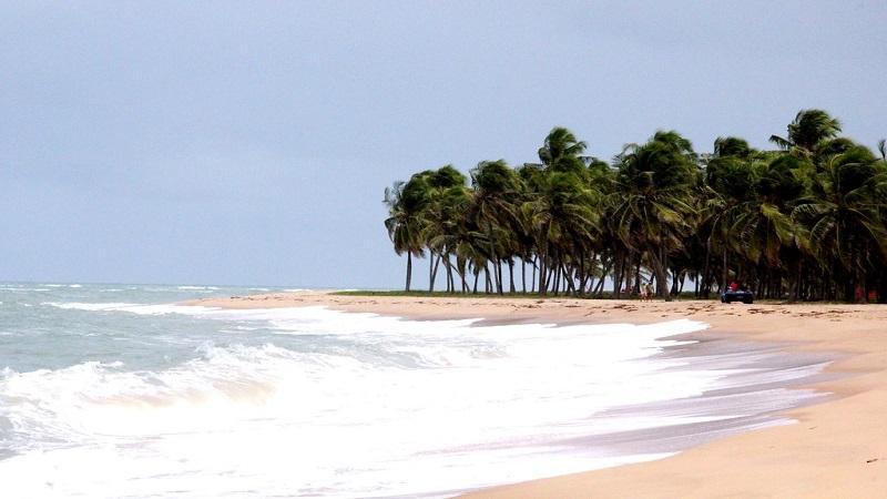 Conheca o trio Praia do Frances Barra de Sao Miguel e Praia do Gunga em Maceio