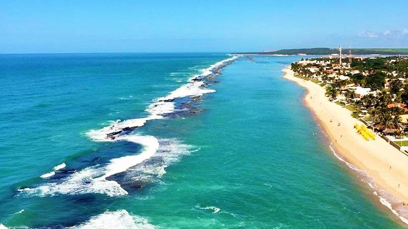 melhores praias de maceio