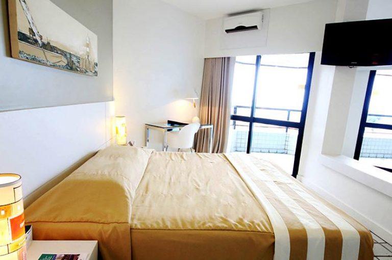 hotel maceio atlantic suite lateral mar
