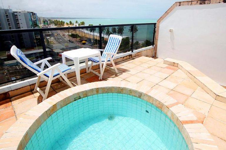 hotel maceio atlantic suite penthouse