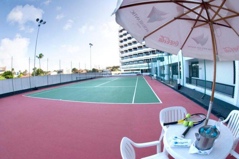 hotel maceio atlantic suite quadra tenis