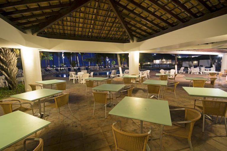hotel maceio atlantic suite restautante