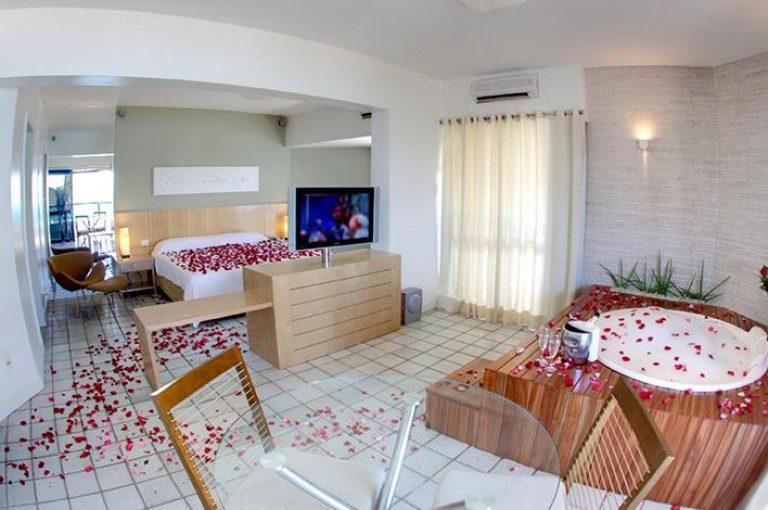 hotel maceio atlantic suite suite master lua de mel