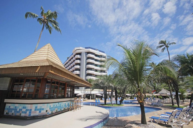 hotel maceio atlantic suites bar da piscina